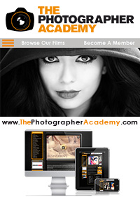 The Photographer Academy - Photography Training for Photographers